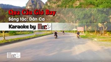 Qua Cầu Gió bay - Hà Phương