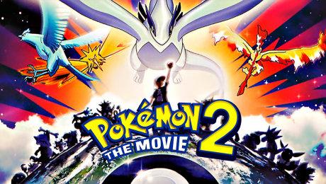 Xem Phim Hoạt Hình Pokemon Movie 02: Sự Bùng Nổ Của Lugia Huyền Thoại HD Online.