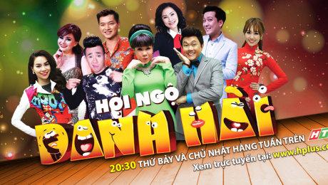 Xem Video Clip Show Việt Nam Hội Ngộ Danh Hài 2017 HD Online.