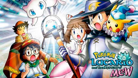 Xem Phim Hoạt Hình Pokemon Movie 8: Mew Và Người Hùng Của Ngọn Sóng Lucario HD Online.