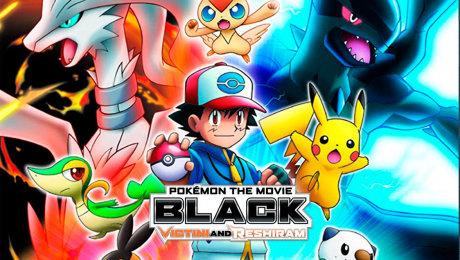 Xem Phim Hoạt Hình Pokemon Movie 14 Black: Victini và Hắc Anh Hùng Zekrom HD Online.