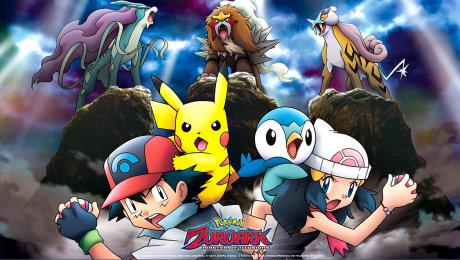 Xem Phim Hoạt Hình Pokemon Movie 13: Bá Chủ Của Ảo Ảnh Zoroark HD Online.