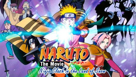 Naruto Movie 01: Ninja Đại Chiến ở Tuyết Quốc