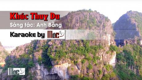 Xem Video Clip Karaoke Khúc Thụy Du - Thùy Dương HD Online.