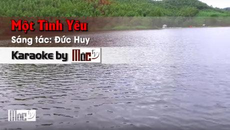 Xem Video Clip Karaoke Một Tình Yêu - Đức Huy HD Online.