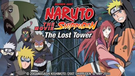 Xem Phim Hoạt Hình Naruto Shippuuden Movie 04: Tòa Tháp Bị Mất HD Online.