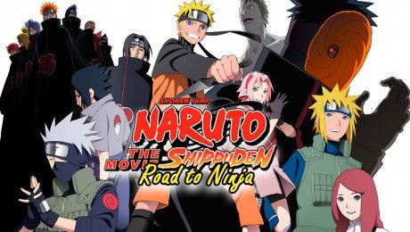 Xem Phim Hoạt Hình Naruto the Movie 06: Đường Tới Ninja HD Online.