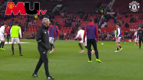 Xem Video Clip Chuyên mục thể thao Manchester United Tập Luyện Trước Trận Đấu Với Everton HD Online.