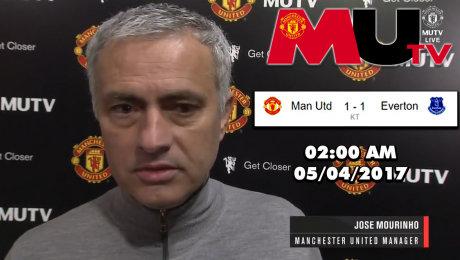 Xem Video Clip Chuyên mục thể thao Jose Mourinho Trả Lời Phỏng Vấn Sau Trận Manchester United với Everton HD Online.