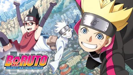 Xem Phim Phiêu Lưu Hành Động  Tình Cảm Hoạt Hình Boruto: Naruto Thế Hệ Tiếp Theo HD Online.