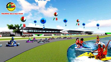 Xem Video Clip Chuyên mục thể thao Trường đua Đại Nam HD Online.