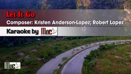 Xem Video Clip Karaoke Let It Go - Frozen HD Online.