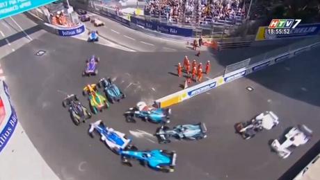 Xem Video Clip Điểm Tin Thể Thao Chặng Monaco Giải Đua Xe Điện Formula E HD Online.