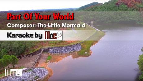 Xem Video Clip Karaoke Part Of Your World - The Little Mermaid HD Online.
