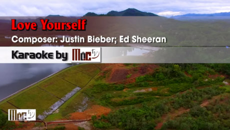 Xem Video Clip Karaoke Love Yourself - Justin Bieber HD Online.