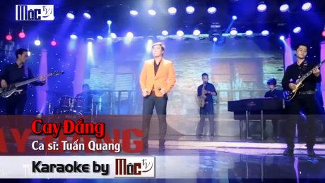 Xem Video Clip Karaoke Cay Đắng - Tuấn Quang Official HD Online.
