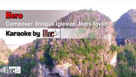 Xem Video Clip Karaoke Hero - Enrique Iglesias HD Online.
