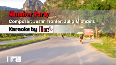 Xem Video Clip Karaoke Slumber Party - Britney Spears ft Tinashe HD Online.