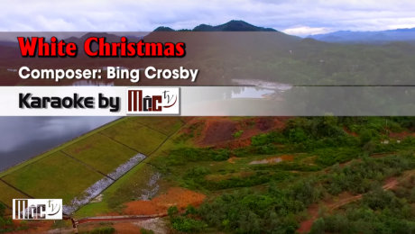 Xem Video Clip Karaoke White Christmas - Bing Crosby HD Online.