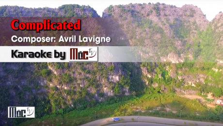 Xem Video Clip Karaoke Complicated - Avril Lavigne HD Online.