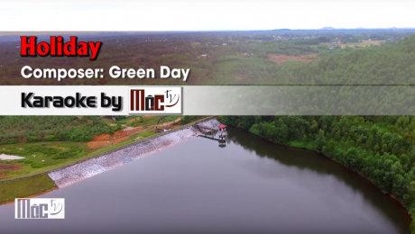 Xem Video Clip Karaoke Holiday - Green Day HD Online.