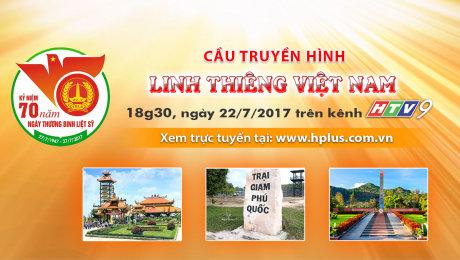 Xem Show Chương Trình Thực Tế Cầu Truyền Hình Linh Thiêng Việt Nam HD Online.