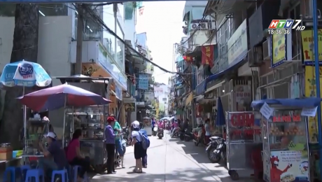 Xem Clip Lộ Diện Phố Hàng Rong Đầu Tiên Ở TP.HCM HD Online.
