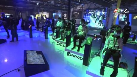 Giải Đua Drone Theo Thể Thức F1 Ở Đức