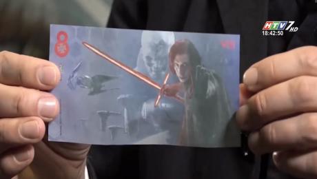 Ra Mắt Mẫu Tiền Giấy Lưu Niệm Của Phim Star Wars