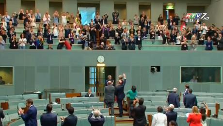 Australia Chính Thức Công Nhận Hôn Nhân Đồng Giới