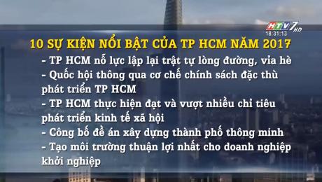 Xem Clip 10 Sự Kiện Nổi Bật Của TP.HCM Năm 2017 HD Online.