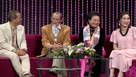 Xem Show TV SHOW Hát Câu Chuyện Tình Tập 12 : Ngưỡng mộ tình yêu vàng kéo dài hơn 50 năm HD Online.