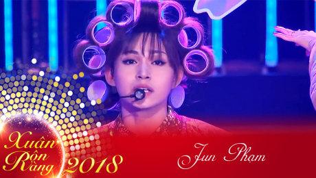 Xem Show Chương Trình Thực Tế Xuân Rộn Ràng 2018 Jun Phạm - Bao giờ lấy chồng HD Online.