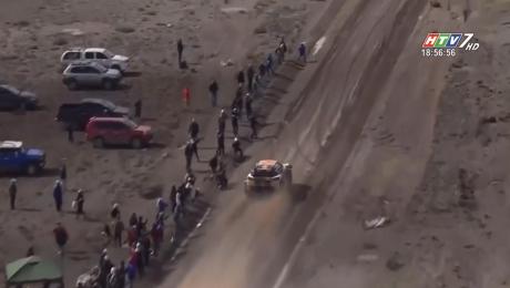 Chặng 6 Giải Đua Xe Địa Hình Dakar Rally