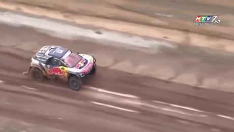 Chặng 7 Giải Đua Xe Địa Hình Dakar Rally