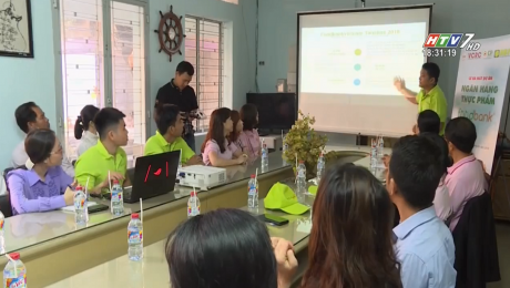 Xem Clip Ngân Hàng Thực Phẩm Cho Người Nghèo HD Online.