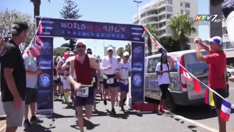 Cuộc Thi World Marathon Challenge