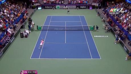 Venus Williams Thắng Trận Đơn Thứ 1000