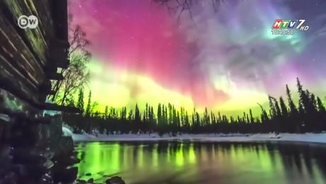 Chiêm Ngưỡng Vẻ Đẹp Của Ảnh Bắc Cực Quang