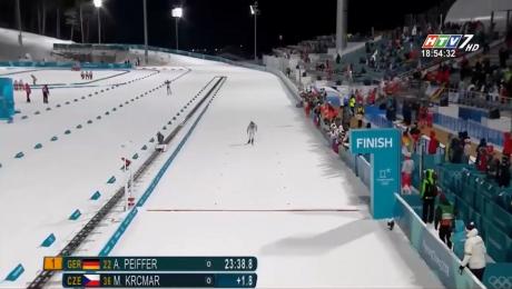 Ngày Thi Đấu Thứ 4 Olympic Pyeongchang