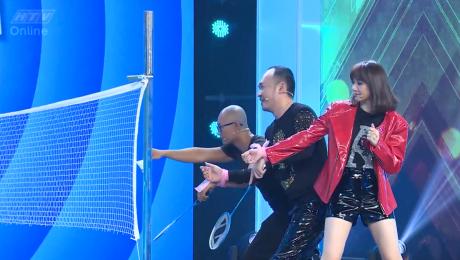 Xem Show Chương Trình Thực Tế 7 Nụ Cười Xuân Tập 09 : Hari Won bị phát hiện 2 vạch HD Online.