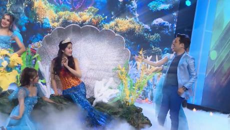Xem Show TV SHOW 7 Nụ Cười Xuân Tập 18 : Nàng tiên cá Nam Em chờ đợi chàng soái ca Trường Giang HD Online.