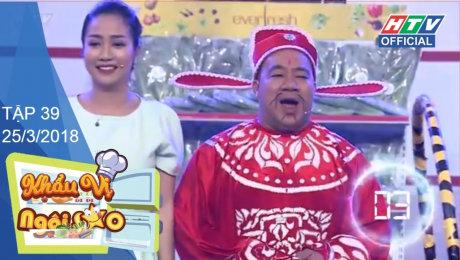 Xem Show Chương Trình Thực Tế Khẩu Vị Ngôi Sao Tập 39 : Hồ Việt Trung mê mẩn canh chua cá hú HD Online.