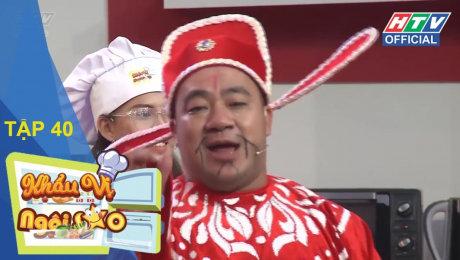Xem Show GAMESHOW Khẩu Vị Ngôi Sao Tập 40 : Tham quan căn bếp của vợ chồng Linh Tý HD Online.