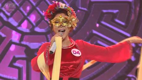 Xem Show GAMESHOW Ca Sĩ Bí Ẩn Mùa 2 Tập 07 : Ca sĩ - Diễn viên Đông Dương bị bại lộ HD Online.