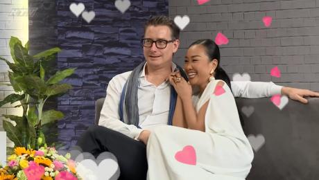 Xem Show Chương Trình Thực Tế Là Vợ Phải Thế Mùa 2 Tập 02 : Thanh Hà, Đoan Trang kể chuyện lấy chồng ngoại HD Online.