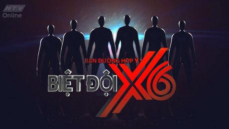 Xem Show Chương Trình Thực Tế Biệt Đội X6 Mùa 2 HD Online.