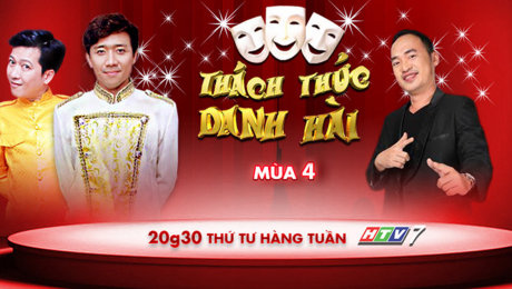 Xem Show TV SHOW Thách Thức Danh Hài Mùa 4 HD Online.