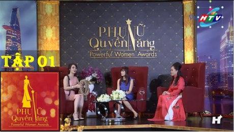Xem Show GAMESHOW Phụ Nữ Quyền Năng Tập 01 : Hiền Mai - Thanh Hiền HD Online.