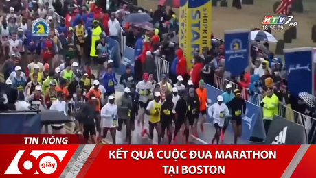 Kết Quả Cuộc Đua Marathon Tại Boston